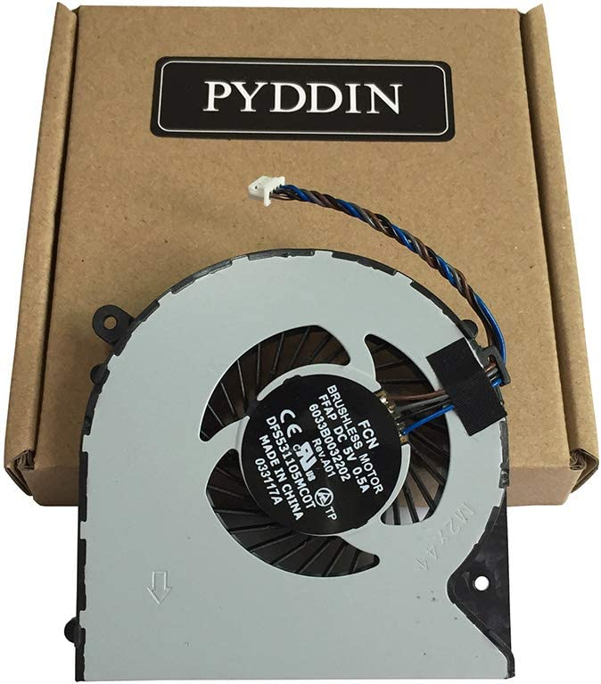 New Laptop CPU Cooling Fan for Toshiba Satellite L950 L950D L955 L955D S950 S955D S955 L50-A L55-A L55T-A L55D-A L50T-A DFS531105MC0T 6033B0032202