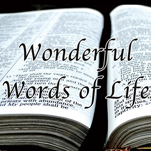 wonderful words of life hymn piano instrumental by