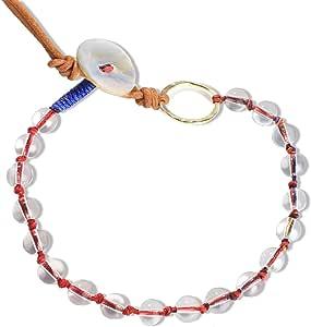 KELITCH 2020 New Handmade Silk Friendship Bracelets Bohemian Wax Rope Wrap Bracelets Adjustable Stack Cuff Bracelets