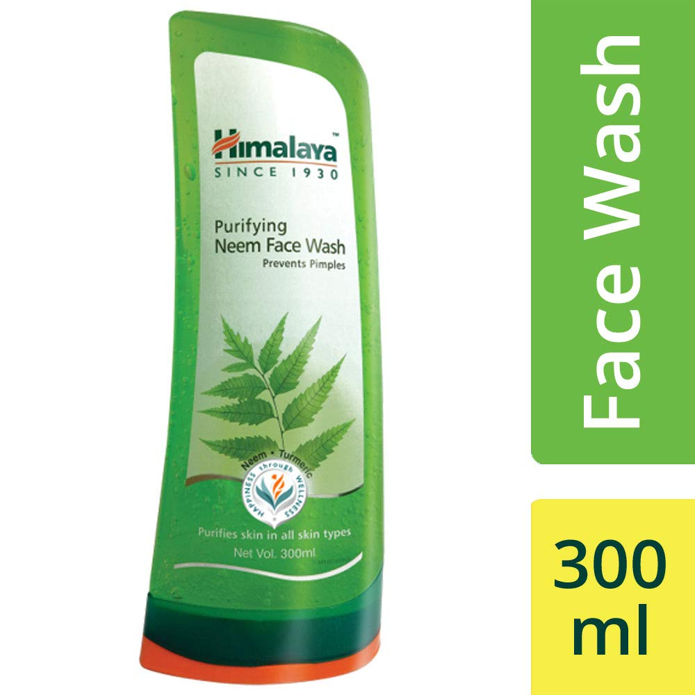 Himalaya Herbals Purifying Neem Face Wash, 300ml product image