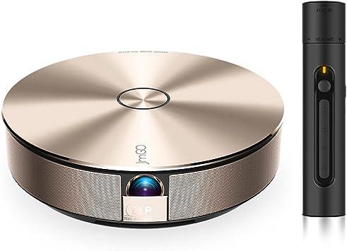 JmGO G1S - Smart Proyector Home Cinema HD, 3D, DLP, Bluetooth ...