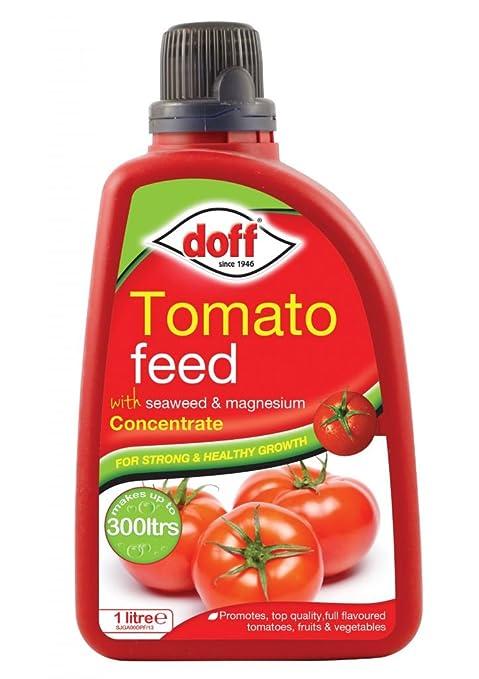 Doff Tomate JGA00 alimentación Plant comida frutas y verdura 1 litro con algas y magnesio