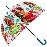 Paraguas brubuja Elena de Avalor Disney 48cm,12unidades por pedido