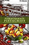 Sahale Snacks Pack of FIVE 4 ounce packs Premium Blend Pomegranate Pistachios with Almonds, Cherries & Black Pepper