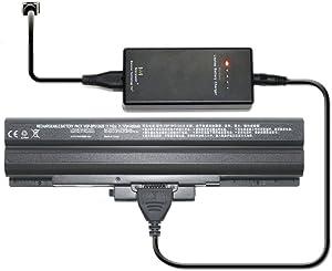 Generic External Laptop Battery Charger for Dell JKVC5 NKDWV TRJDK Inspiron 14 Inspiron 1464