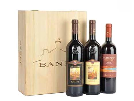 Caja de Regalo de Vinos