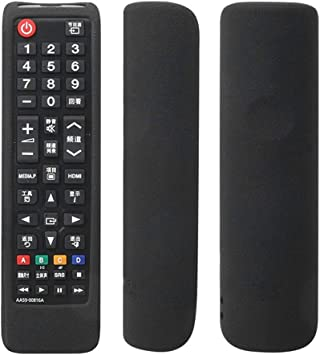 Topiky Estuche de Control Remoto, Cubierta de Silicona para Control Remoto de TV de Silicona Funda Protectora para Samsung AA59-00816A 00813A 00611A 752A TV Remote: Amazon.es: Electrónica