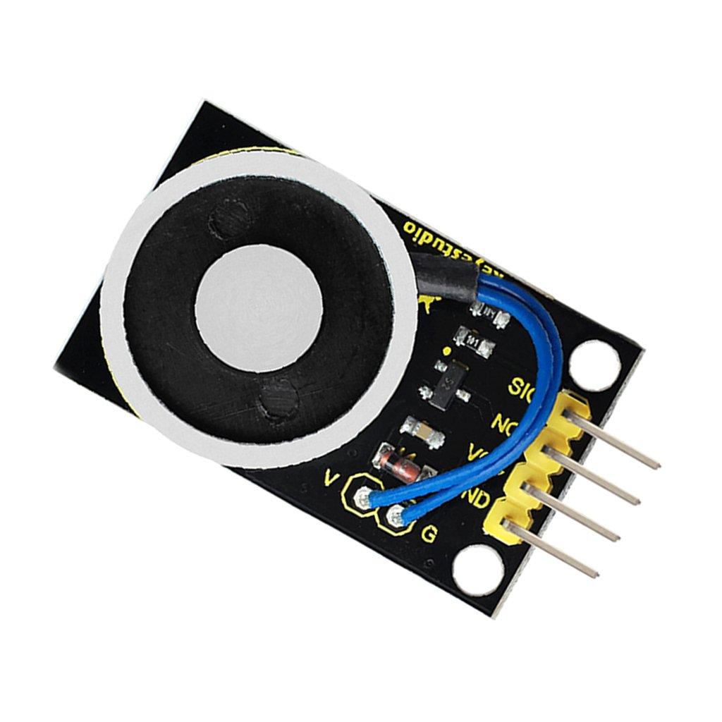Almencla DC 3.3V-5V Keyestudio Electromagnet Module for Arduino DIY