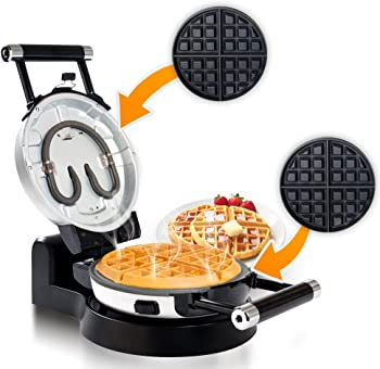 Secura Upgrade Automatic Double Belgian Waffle Maker