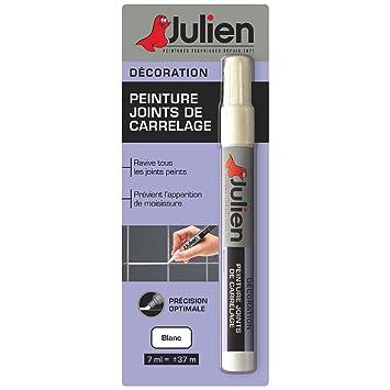 Julien  Peinture Joint De Carrelage  Blanc AmazonFr Bricolage