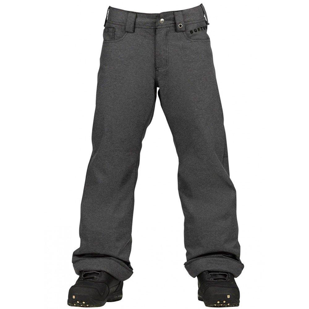 Burton Boy's Denim Pant - Black Wash Sz Sm by Burton