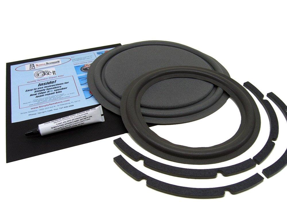 Velodyne VA1012 Subwoofer Foam Edge Repair Replacement Kit, 10'' Speakers, FSK-VA1012