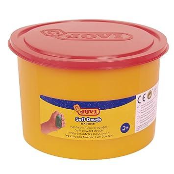 Amazon.com: Jovi – Soft Dough blandiver, 460 g, Red Pot ...