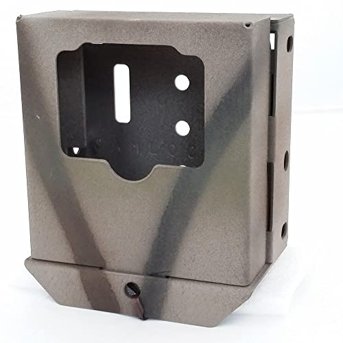 browning trail camera lock
