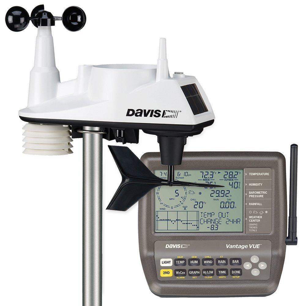 Davis Instruments 6250 Vantage Vue Wireless Weather Station with LCD Console by Davis Instruments