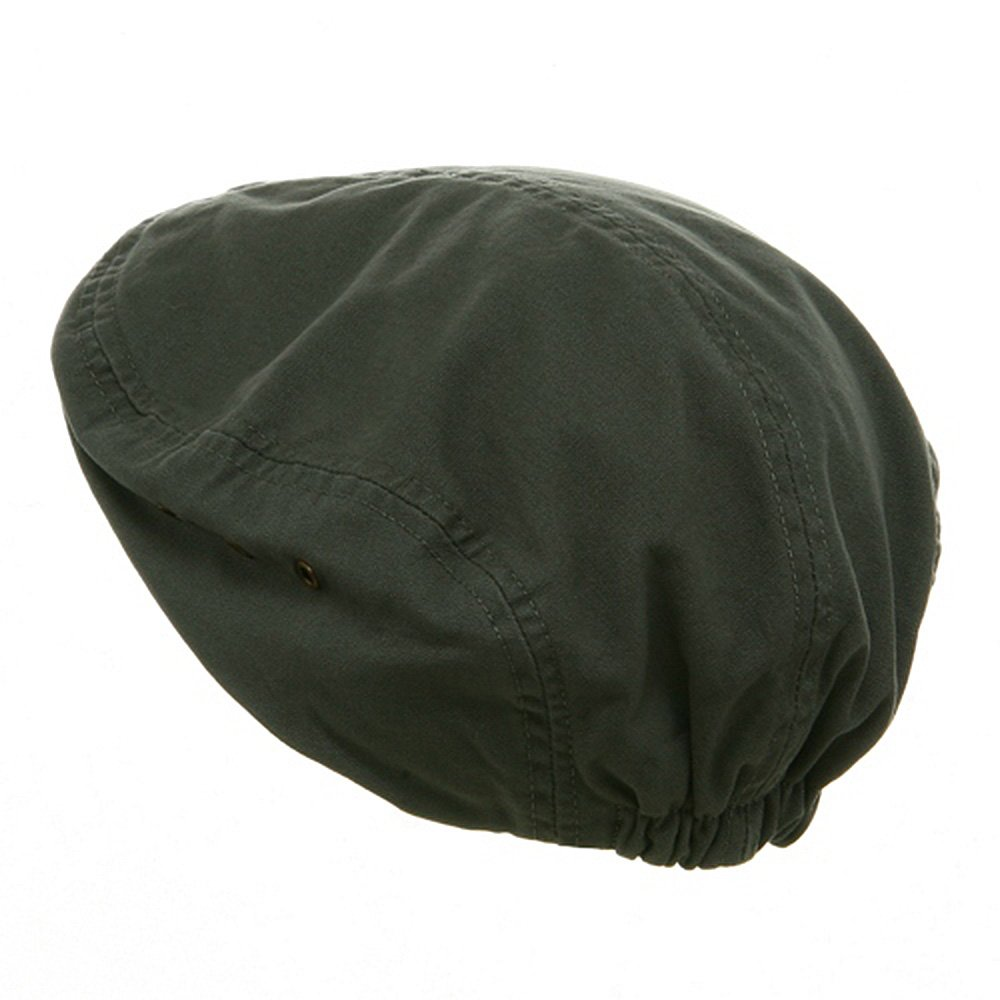 Washed Canvas Ivy Cap