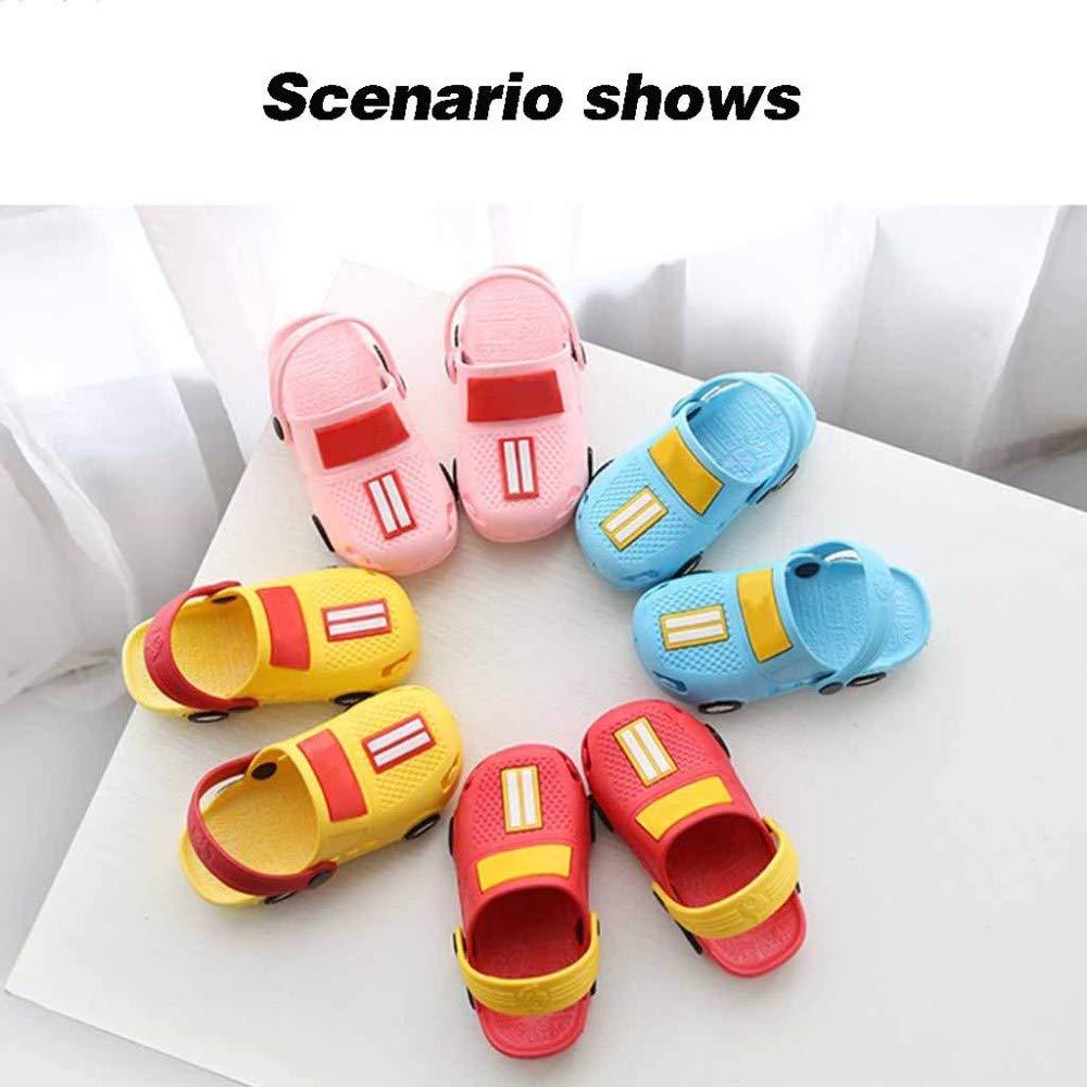 Bambini Clogs Scarpe Pantofole Sandali Scarpe Bagno Sandali MIS 19-33