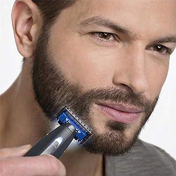 LKJCZ Afeitadora de los Hombres de la máquina de Afeitar eléctrica ...