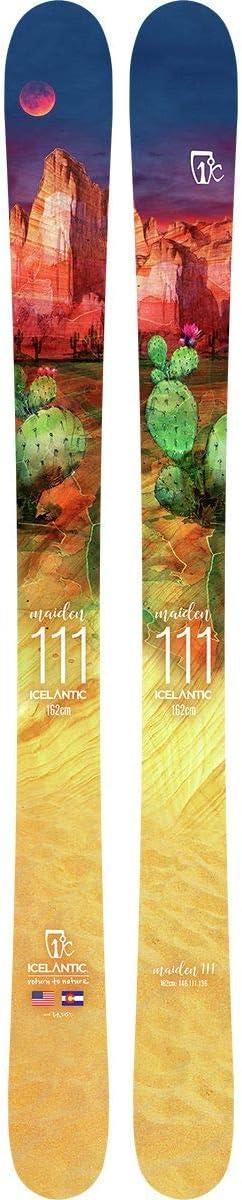 スキー板 Icelantic(アイスランティック) 18/19 Maiden 111  177cm