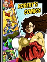 Robert's Comics: Personalized Create A Comic!: 50
