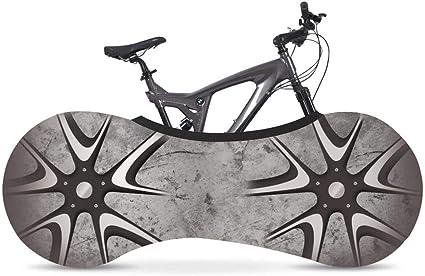 JINGLU Funda para Bicicleta de montaña, Bolsa de Almacenamiento ...