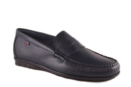 Callaghan 85105 Fares-Zapato mocasin azul para hombre (41)