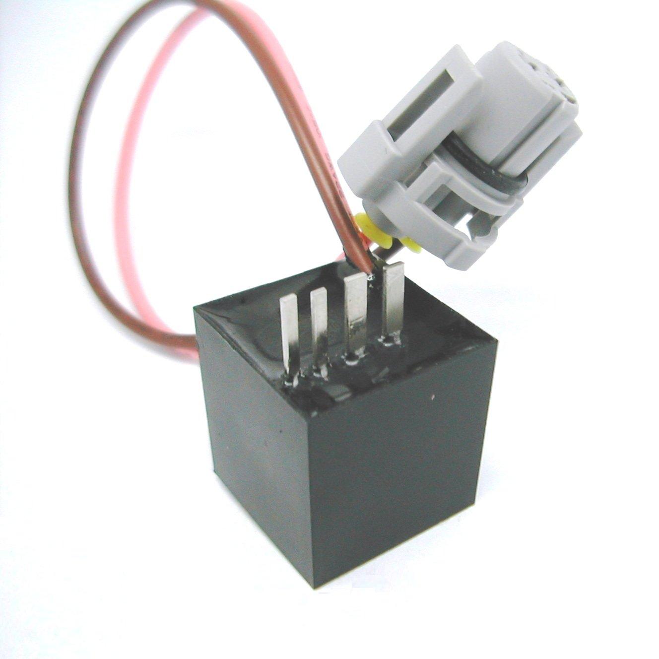 QDI Minicube Qtxtra 2 Module De L/ève-Vitre Fen/être Temic