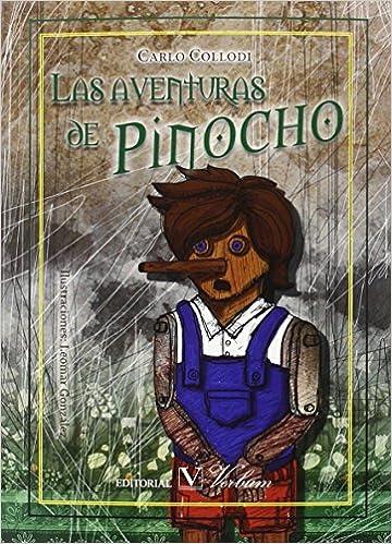 Las aventuras de Pinocho (Infantil-Juvenil): Amazon.es: Carlo Collodi: Libros
