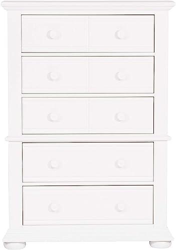 Best bedroom dresser: Liberty Furniture Industries Summer House I 5 Drawer Chest
