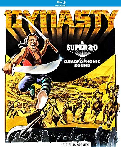 Dynasty 3D [Blu-ray]