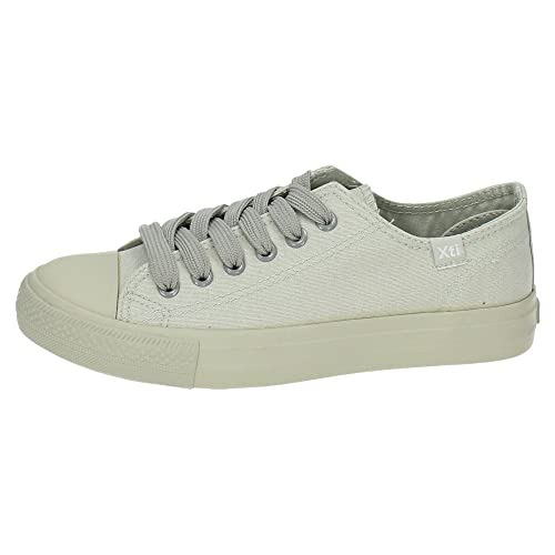XTI 46985 Zapatillas de Lona Mujer Zapatillas Hielo 36: Amazon.es: Zapatos y complementos