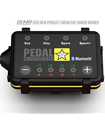 Pedal Commander Throttle Response Controller PC18 Bluetooth for Ford F-250 2011 and newer (