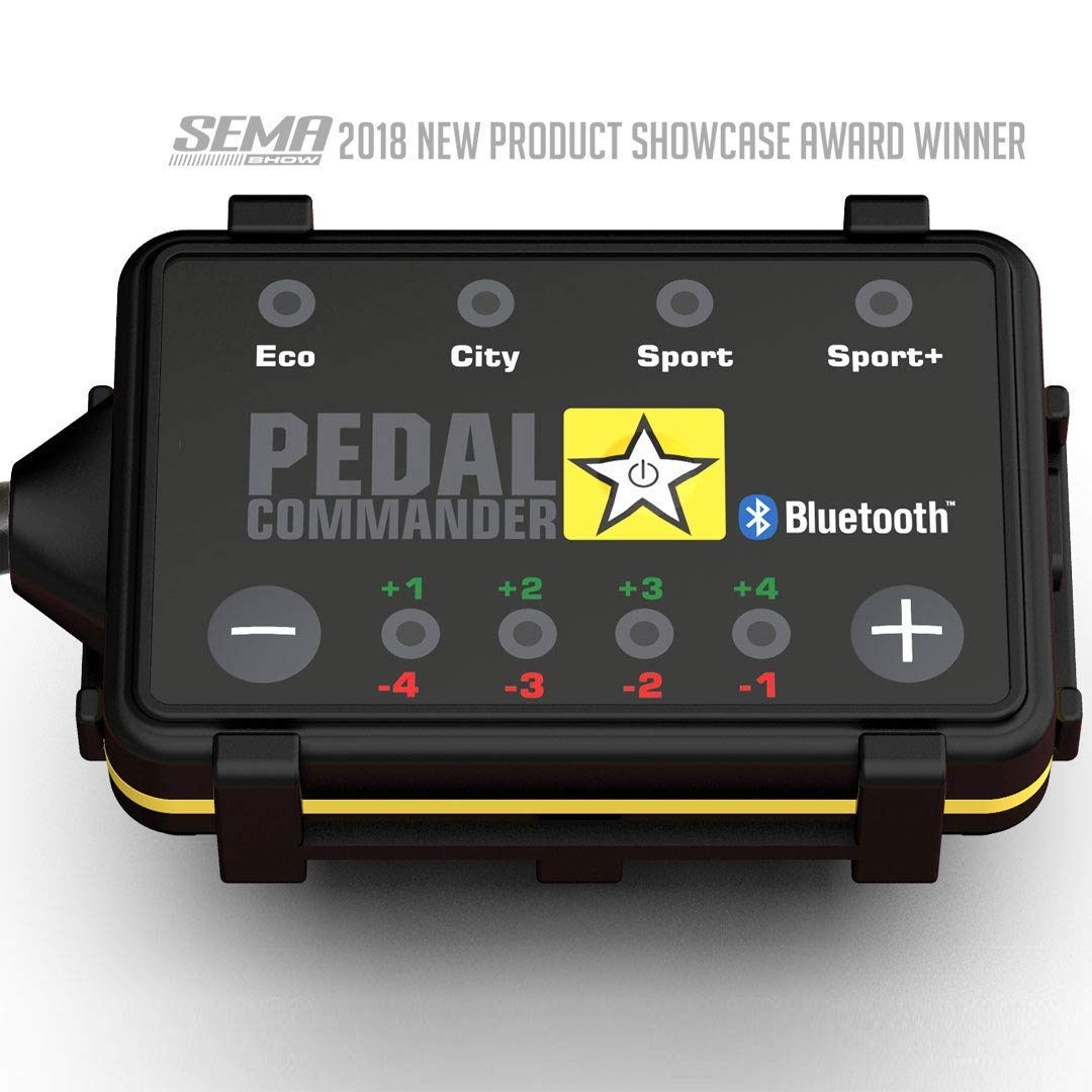 Pedal Commander Throttle Response Controller PC49 Bluetooth for Chevrolet Corvette 2014 and newer (Fits All Trim Levels; Stingray, Z51, Grand Sport, Z06, ZR1)
