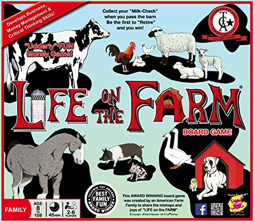 Game Life Dice Of (Life on the Farm)