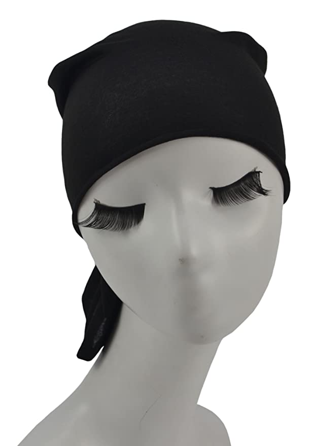 Amazon.com   2pcs Quick Dry Sweat Wicking Beanie Cap Adjustable Cycling Hat  Sport Headband Head Wrap Bandana For Men Women YDM4   Sports   Outdoors ba40b98c09c7