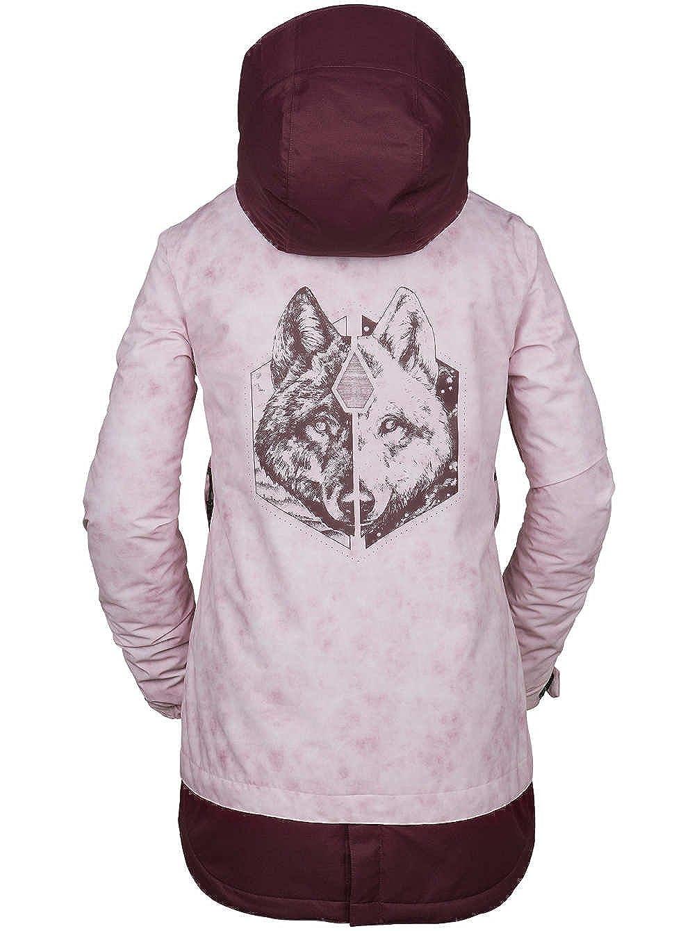 Volcom Westland Ins Jacket Pink XS: Amazon.es: Deportes y ...