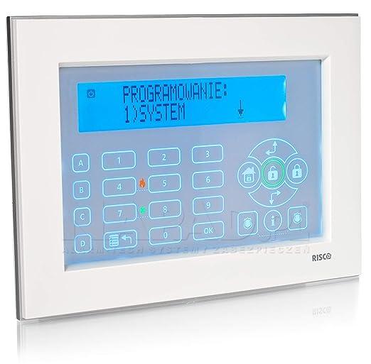 rokonet risco RP128KP0200A alarma antirrobo casa Botón ...