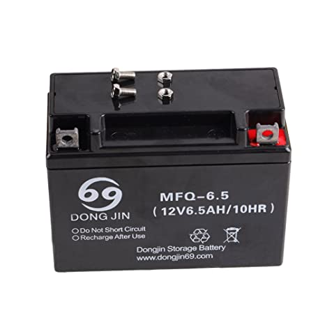 Dirt Bike Battery >> Amazon Com Tdpro Mfq 6 5 Replaces Motorcycle Battery For Electric