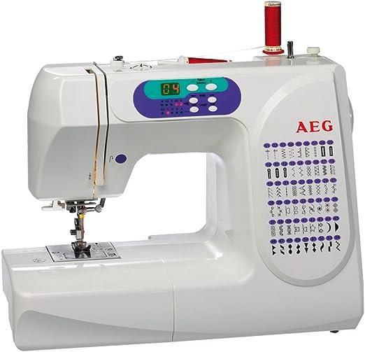 AEG Premium Line NM 678 - Máquina de coser (importado de Alemania ...