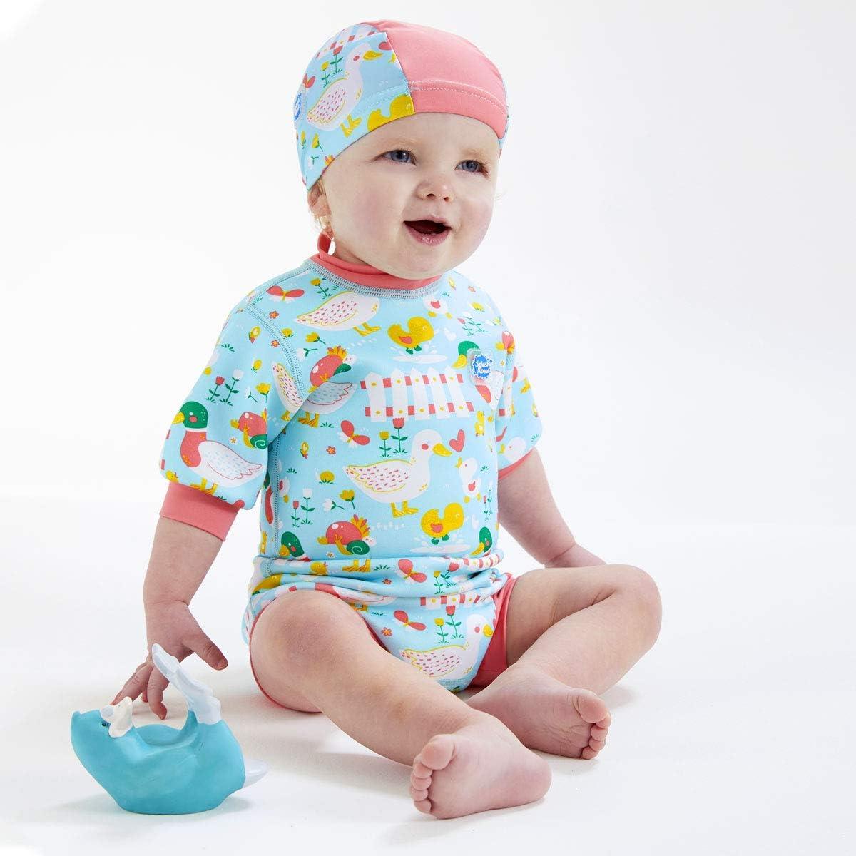 Muta Subacquea Unisex Bambini Splash About Happy Nappy