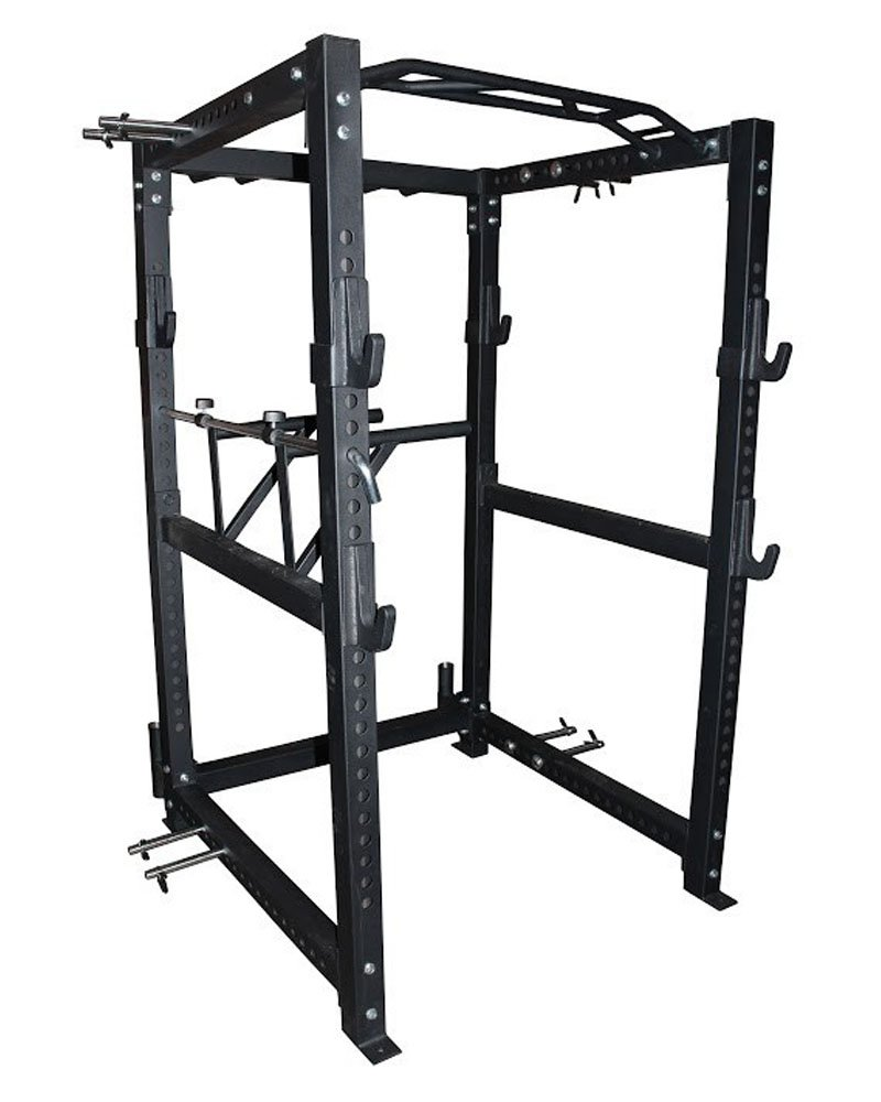 Strength Shop Riot Power Cage, 75 x 75 mm pilares, grosor de 3 mm ...
