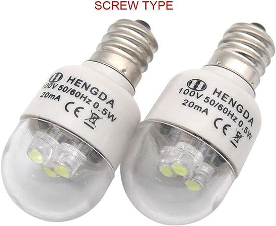 kunpeng – # led-e12 110 V 2pcs luz LED Bombillas para el hogar ...