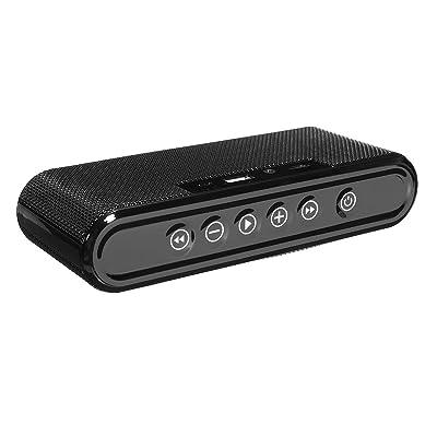 MASUNN X6 Mini Portable Bluetooth Haut-Parleur Sans Fil De Contrôle De Basses Stéréo Aux Usb Tf