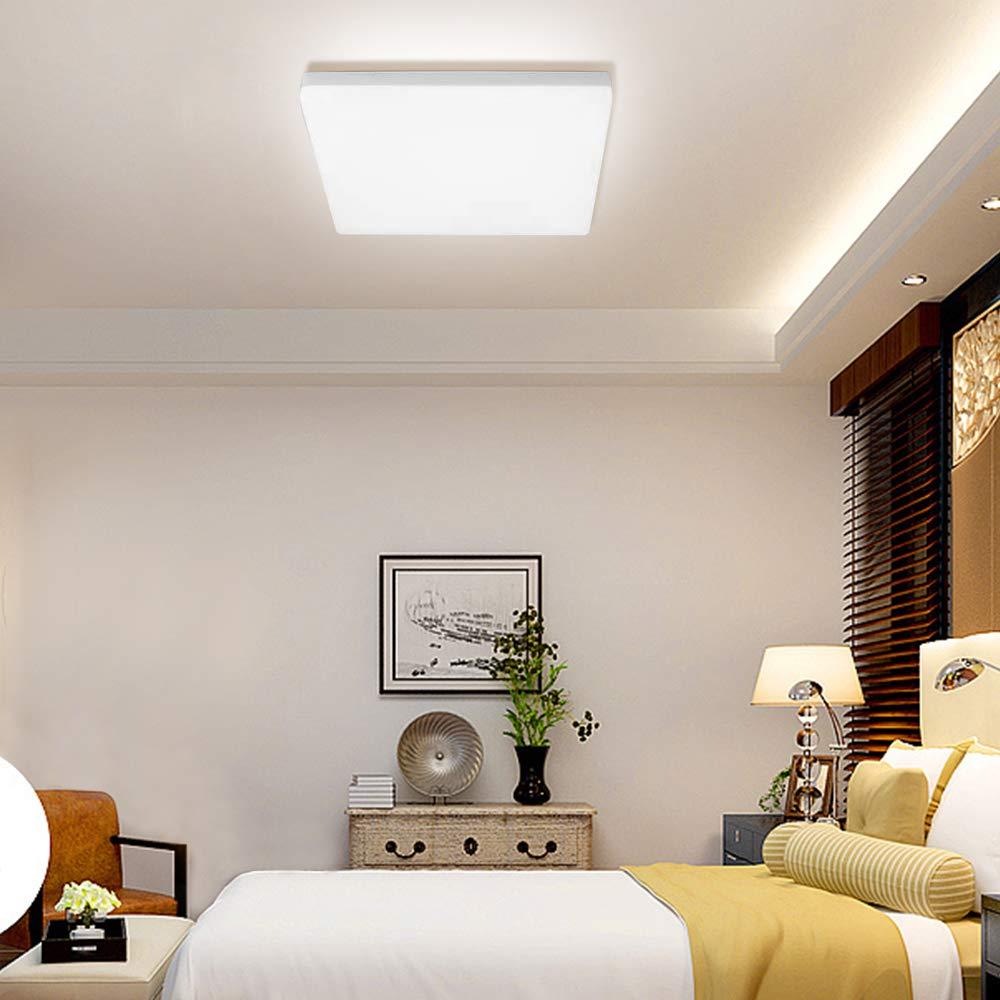 Plafoniere Illuminazione OOWOLF Plafoniera LED Camera da ...
