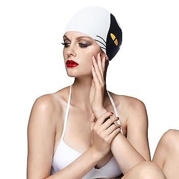 BALNEAIRE Silicone Swim Cap
