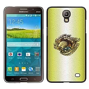 Stuss Case / Funda Carcasa protectora - Tattoo Ink Eagle Patriot Usa America - Samsung Galaxy Mega 2