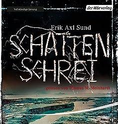 Schattenschrei (Victoria Bergman 3)