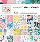 American Crafts Maggie Holmes Chasing Dreams 12 x 12 Inch 48 Sheet Paper Pad