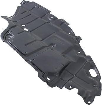 amazon.com: driver side engine splash shield for 2007-2011 toyota camry:  automotive  amazon.com
