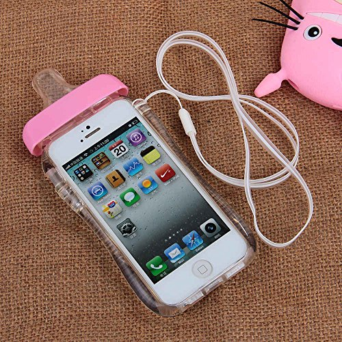 RAYTOP IPhone 5 Case Milk Bottle IPhone5 Covers Silicone IPhone5s